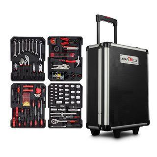 caja de herramientas, 226 piezas