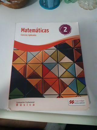Libro matemáticas FP Básica