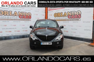 SSANGYONG ACTYON 200Xdi Limited 141CV - Año 2009