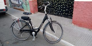 Bicicleta marca Cortina