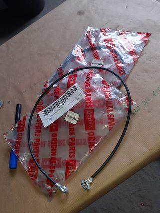Aprilia Rs 50cc 96 Cable Enganche