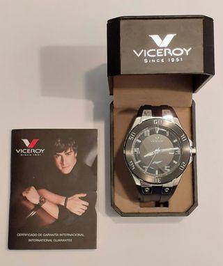 Reloj Viceroy Fernando Alonso cromo .