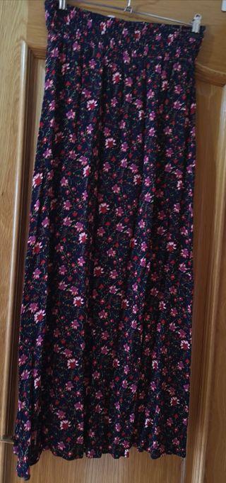 falda flores Springfield