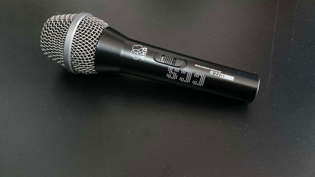 Microfono AKG D77S DINÁMICO