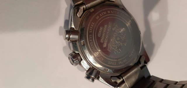 Reloj Festina Dual time Original con papeles