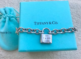 Collar candado Tiffany & Co.