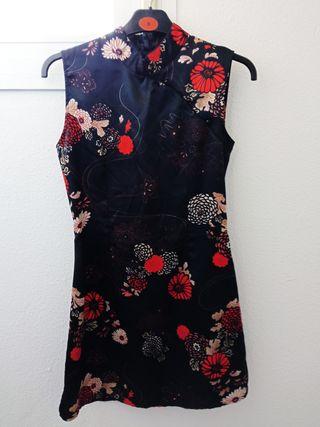 vestido estilo japones