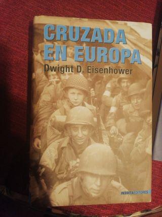 libro Cruzada en Europa