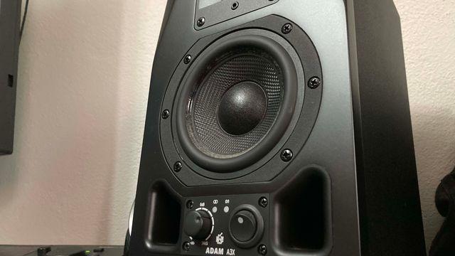 Pareja de monitores ADAM A3X de estudio