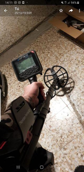 Detector de metales NOKTA ANFIBIO Multi