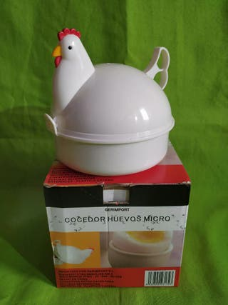 cocedor de huevos microondas
