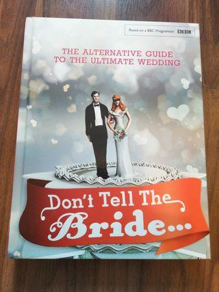 Don't te the Bride...