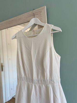 Vestido blanco New Look