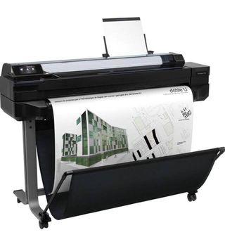 "Impresora plotter Hp Designjet T520 24"""