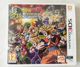 Dragon Ball Z Extreme Butoden Nintendo 3DS