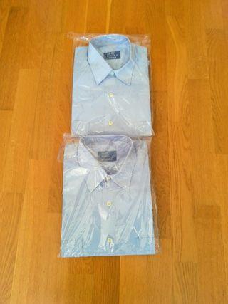 camisas de trabajo.