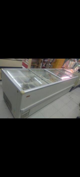 congelador 2 metros y medio
