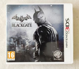 Batman blackgate. Nintendo 3DS