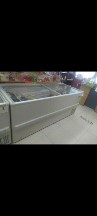 Congeladores de 2 metros