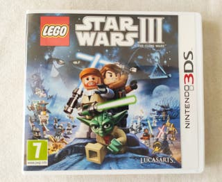 Star Wars III. Nintendo 3DS
