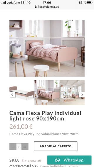 Cama Flexa montessori