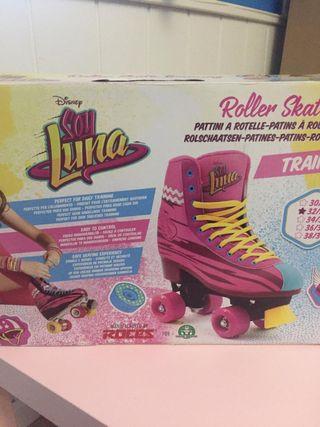 patines niña. tala 32/33