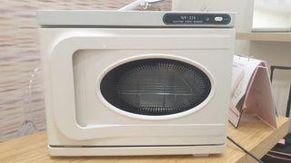 Horno calentador de toallas