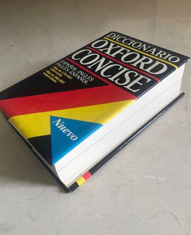 Diccionario Oxford español-inglés