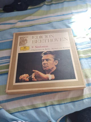 9 sinfonías Beethoven