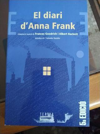 El diari d' Anna Frank.