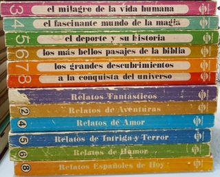 Lote Colección Biblioteca Pepsi 1970
