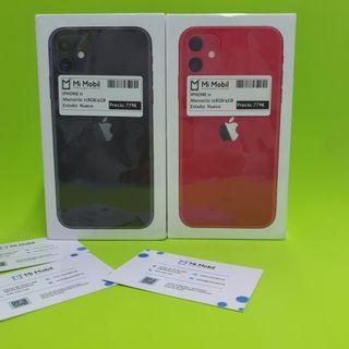 IPHONE 11 128GB BLACK Y RED