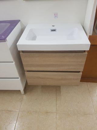 Mueble de baño 60x45 LFU004