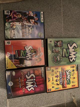 Juegos sims 2