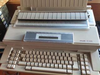 máquina escribir Olivetti ET 2300