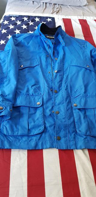 chaqueta Lyle&Scott talla como L