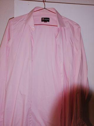 camisa de vestir de hombre