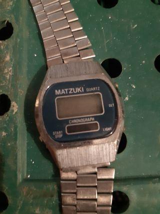 antiguo reloj matzuki