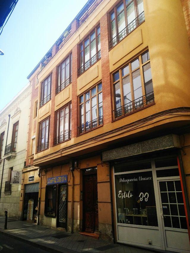 Ático abuhardillado en zona centro (Valladolid, Valladolid)