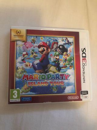 Juego Super Mario Party Island Tour Nintendo 3DS