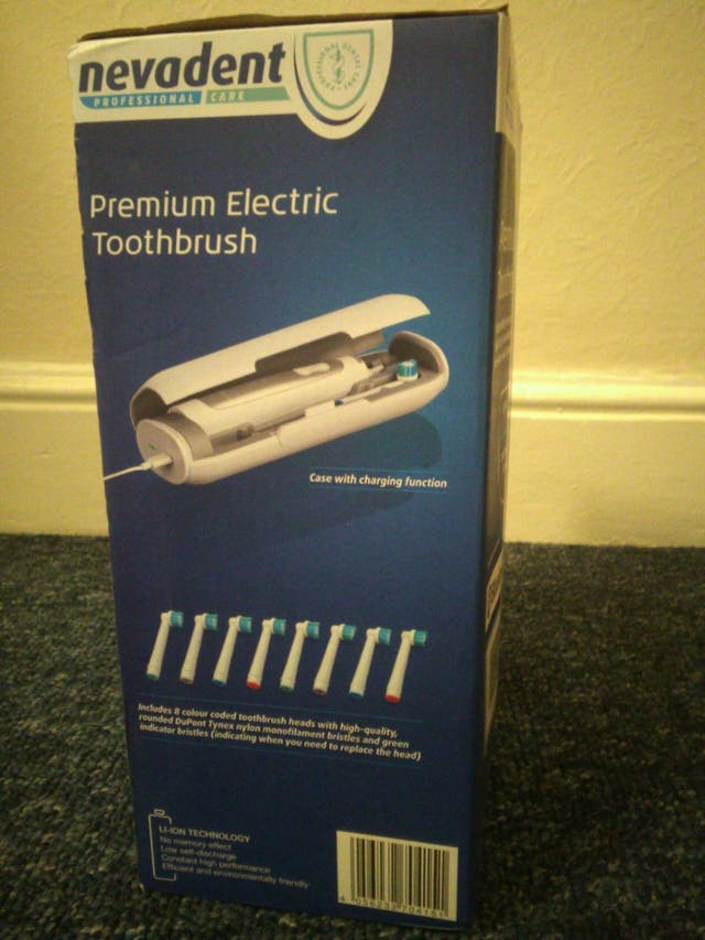 premium electric toothbrushes