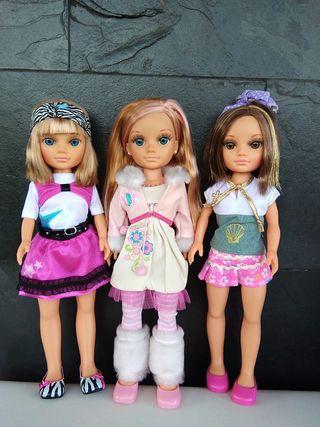 Pack muñecas nancy (1)