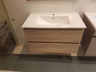 Mueble de baño 80x45 LFU005