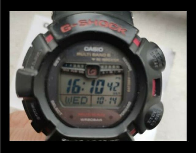 Watch Casio G-Shock GW-9010