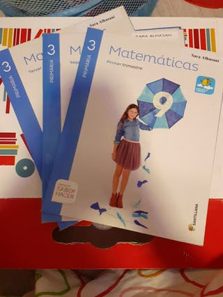 Matemáticas 3primaria