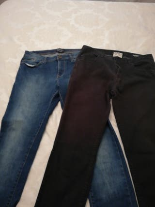 pantalones chico talla 42