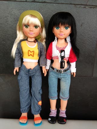 Pack muñecas nancy (2)