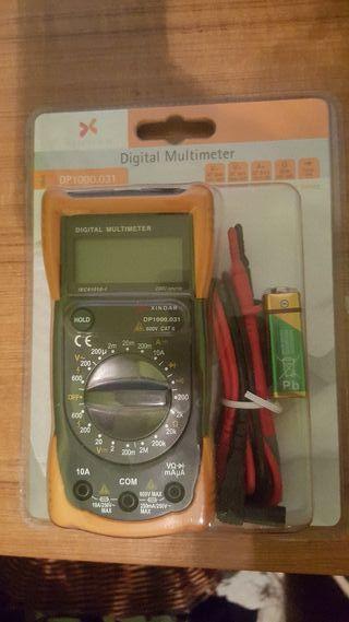 multimeter electricista.