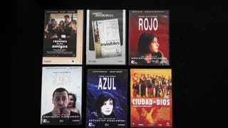 DVD LOTE Y 6 UNIDADES