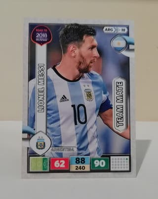 MESSI ADRENALYN XL FIFA WORLD CUP 2018 RUSIA